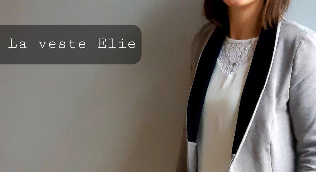 COUTURE • La veste Elie